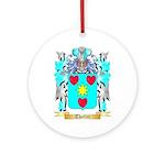 Thaller Round Ornament