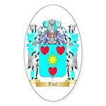 Thal Sticker (Oval 10 pk)