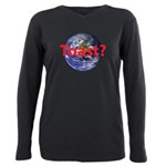 Toast? Plus Size Long Sleeve Tee