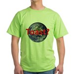Toast? Green T-Shirt