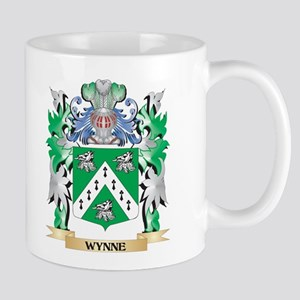 Wynne Coat of Arms - Family Crest Mugs