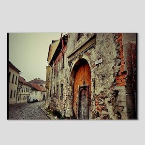 Bratislava Postcards (Package of 8)