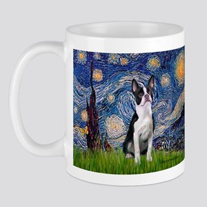 Starry Night Boston (#2) Mug