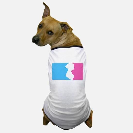 Major League Jane Austen Lt Dog T-Shirt