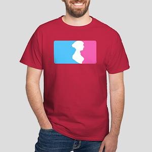 Major League Jane Austen Lt Dark T-Shirt