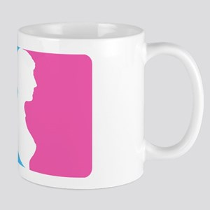 Major League Jane Austen Lt Mug