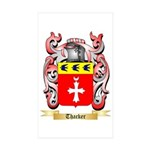 Thacker Sticker (Rectangle 50 pk)
