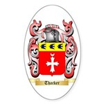 Thacker Sticker (Oval 50 pk)