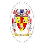 Teyte Sticker (Oval 10 pk)