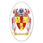 Teyte Sticker (Oval 50 pk)