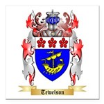 Tewelson Square Car Magnet 3