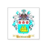Tevis Square Sticker 3