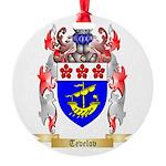 Tevelov Round Ornament