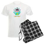 Tevelin Men's Light Pajamas