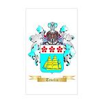 Tevelin Sticker (Rectangle)
