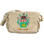 Tevelin Messenger Bag