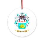 Tevelin Round Ornament