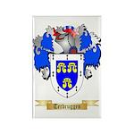 Terbruggen Rectangle Magnet (100 pack)
