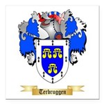 Terbruggen Square Car Magnet 3