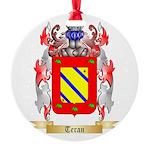 Teran Round Ornament