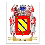 Teran Small Poster