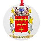 Teodorowicz Round Ornament