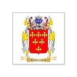 Teodorovich Square Sticker 3