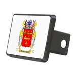 Teodorovich Rectangular Hitch Cover