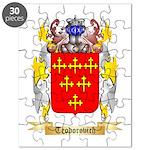 Teodorovich Puzzle