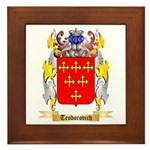 Teodorovich Framed Tile