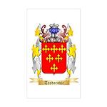 Teodorovic Sticker (Rectangle)