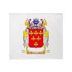 Teodorovic Throw Blanket