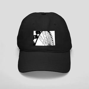 Fairground Big Wheel Black Cap