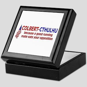 Colbert-Cthulhu Keepsake Box