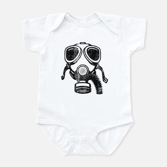 gas mask Infant Bodysuit