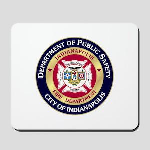 Indianapolis Fire Mousepad