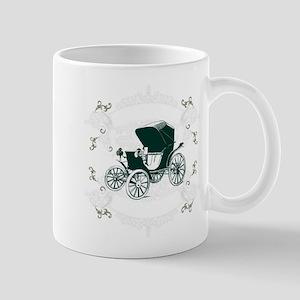 Auto rickshaw design Mugs