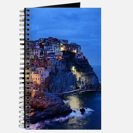 Italy Cinque Terre Tourist destination Journal