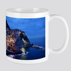 Italy Cinque Terre Tourist destination Mugs