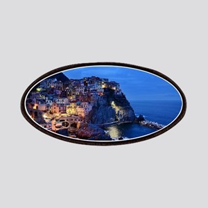 Italy Cinque Terre Tourist destination Patch