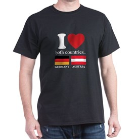 GERMANY-AUSTRIA T-Shirt