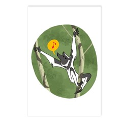 Indri Song Postcards (package Of 8)