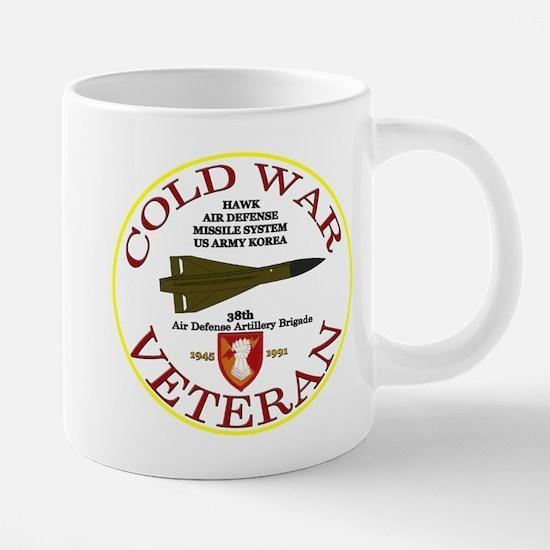 Cold War Hawk Korea Mugs