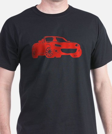 NC 2 Red Miata T-Shirt