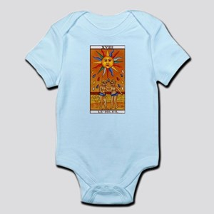 sun tarot card Body Suit