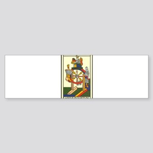 tarot card Bumper Sticker