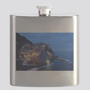 Italy Cinque Terre Tourist destination Flask