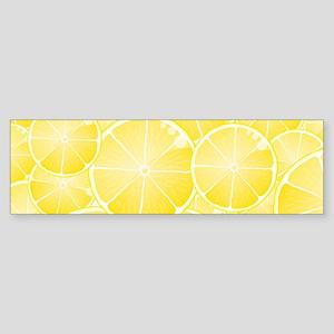 Lemons Bumper Sticker