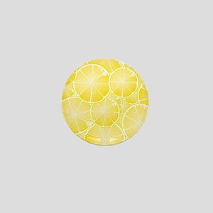Lemons Mini Button