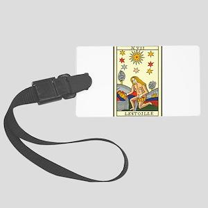 tarot card Luggage Tag